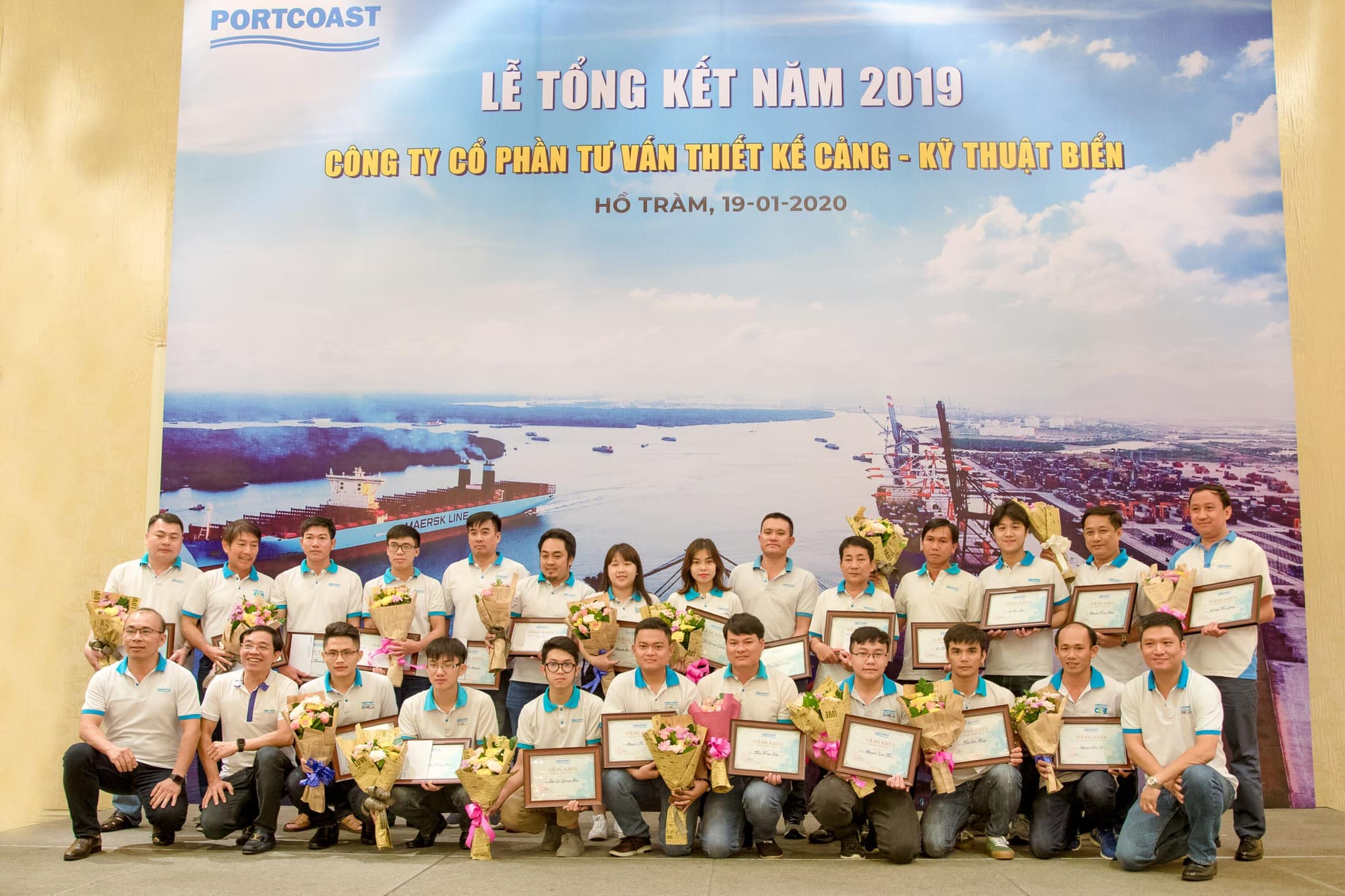 Portcoast's Year End Ceremony 2019