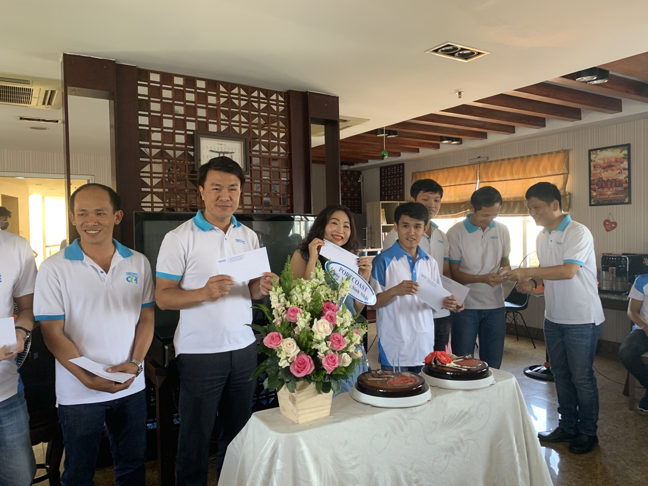Birthday party for members born in February