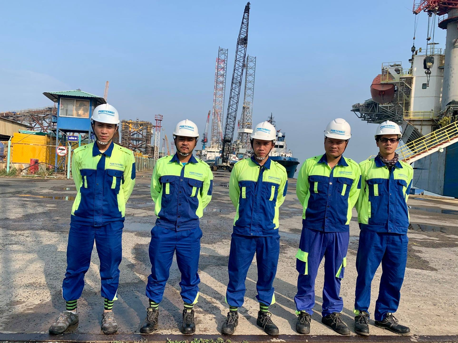 Inspection and Verification of Structure at PTSC Downstream Port