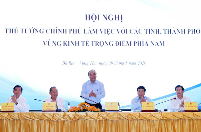 The Prime Minister chaired the Conference on the Southern key economic region