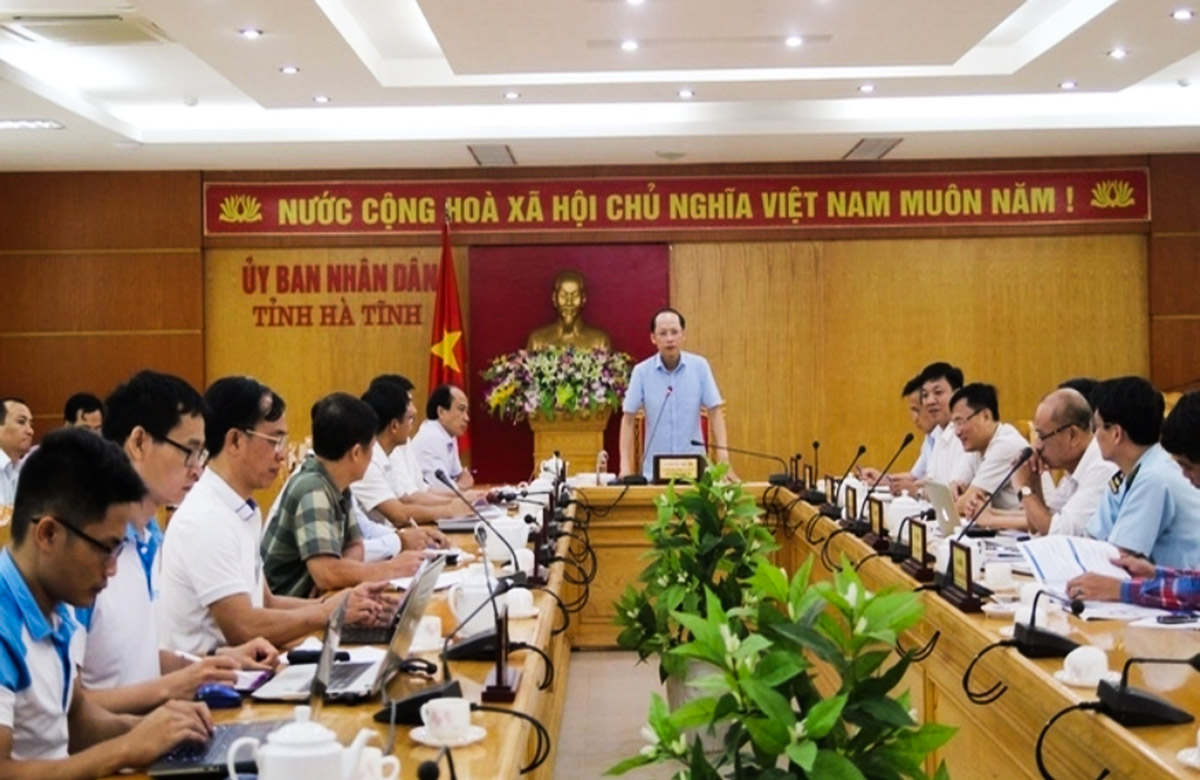 Planning 133 hectares of logistics centers and logistics services at Vung Ang port