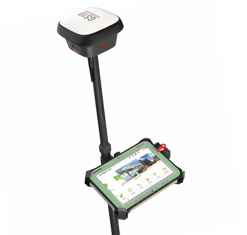 Leica GS18 I – GNSS RTK Rover