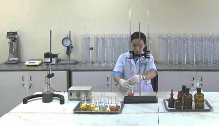 Tools for chemical test