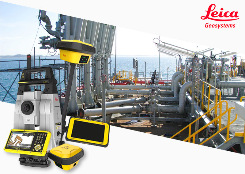 Leica Construction Station & GNSS