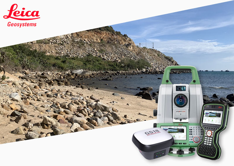 Leica Total Station & GNSS