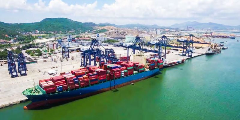 Cai Lan International Container Terminal (CICT)