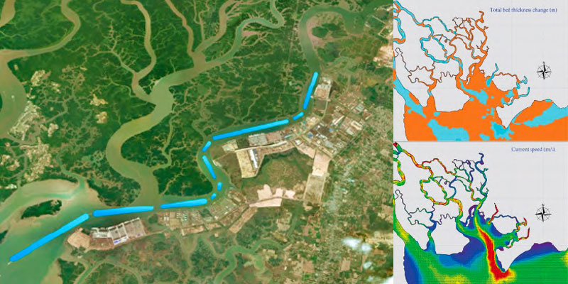 Comprehensive Development Project for the<br>Cai Mep - Thi Vai Navigational Channel
