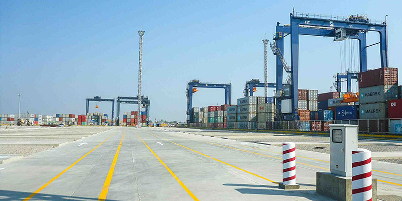 Myanmar International Terminals Thilawa Port (MITT)