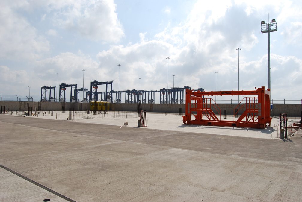 Cai Mep International Terminal (CMIT)